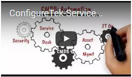Automated cmdb video